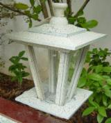 Tuinproducten FSC - Japanse ceder (Cryptomeria), Houten Tuintegels, FSC