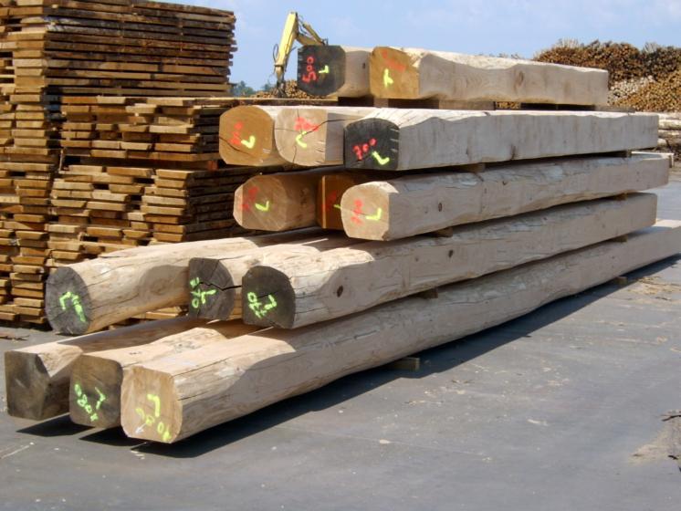 Marcos de madera precortada casta o for Madera de castano