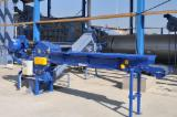 Skorpion 250 EB is a stationary drum chipper