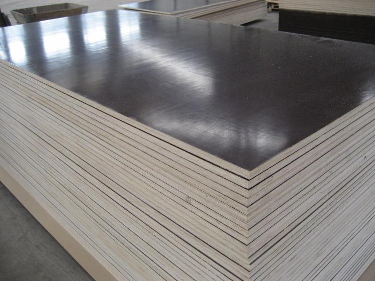 Film Faced plywood (Black film), black, brown, yellow, imported dynea brown (yellow)