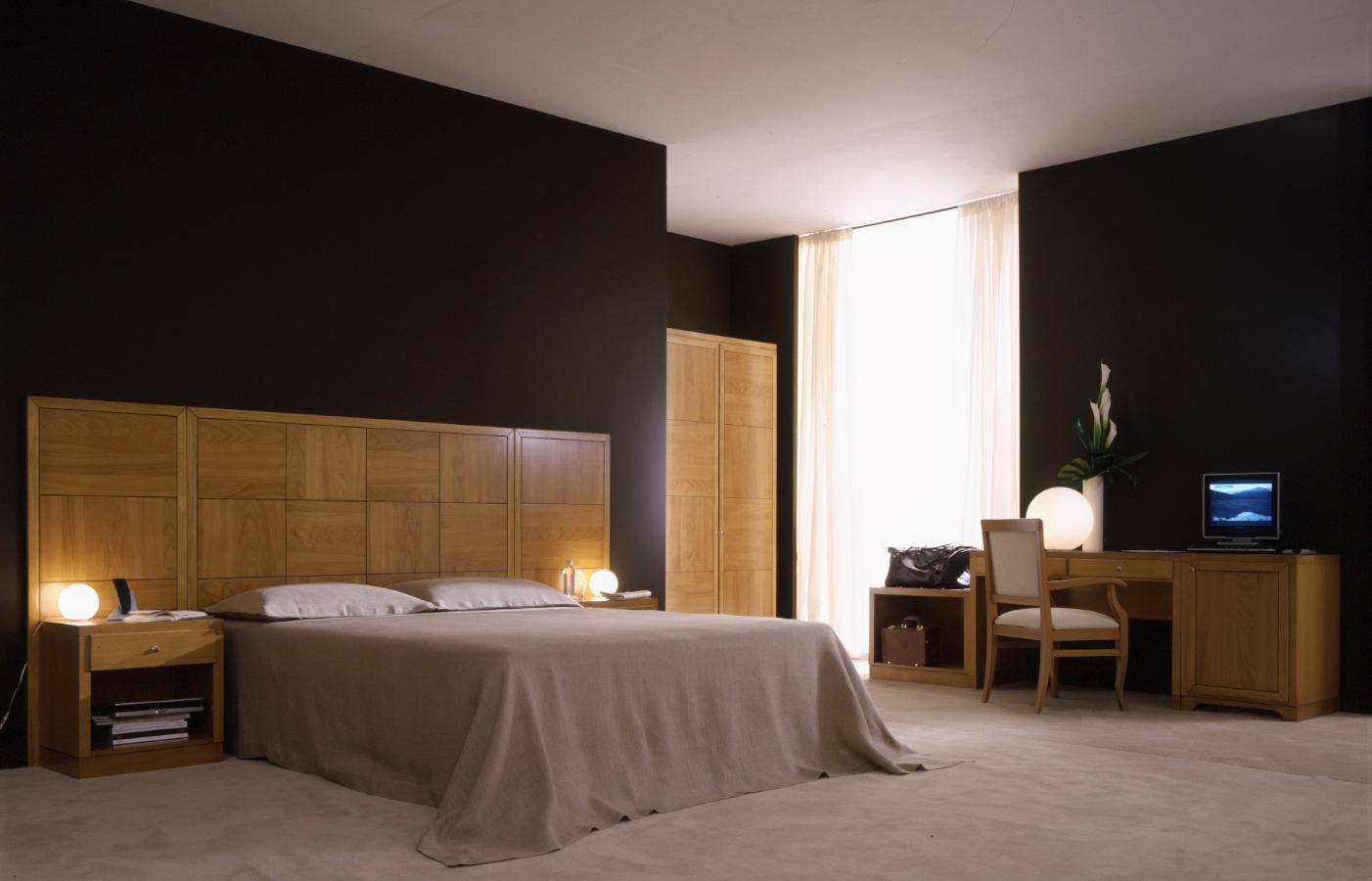 Chambre d 39 h tel contemporain 5 0 100 0 pi ces for Chambre d hotel nice