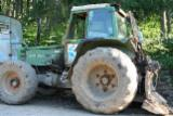 Forest Tractor - Used Fendt 312 LSA Forest Tractor Romania