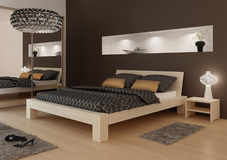 Contemporary-Beech-Beds