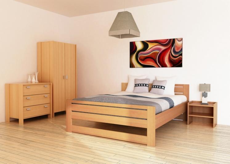 Contemporary Beech Beds Poland