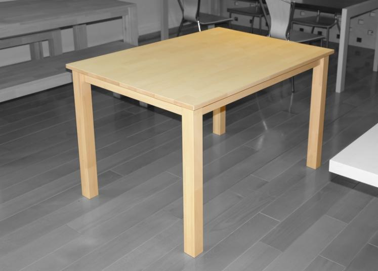 Beech table and chairs
