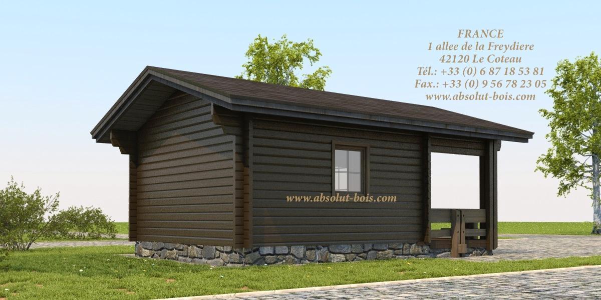 abri de jardin en bois castorama. Black Bedroom Furniture Sets. Home Design Ideas