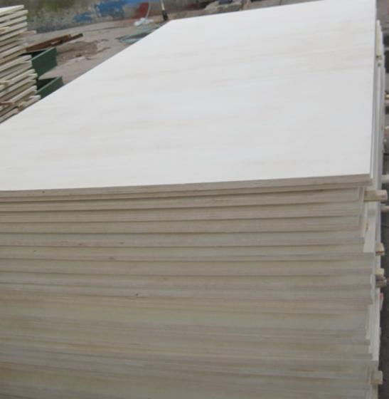 Natural plywood