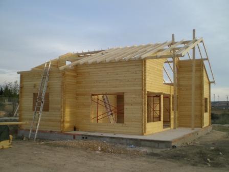 木材房子室内图片大全