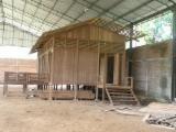 null - Vend Maison Bois : Maison En Panneaux Structurels Bangkirai  Feuillus Asiatiques