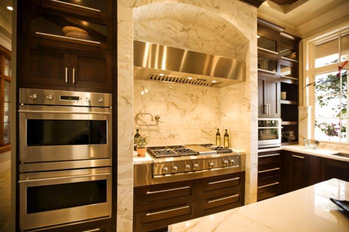 Vendo-Set-Cucina-Contemporaneo-Latifoglie-Europee-Rovere