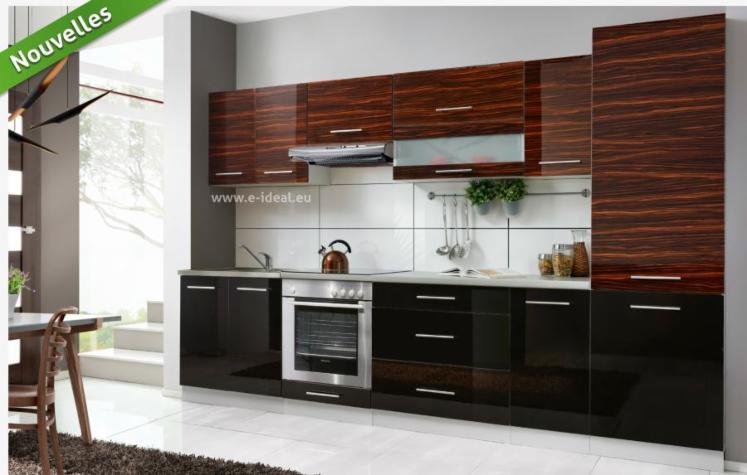 Les meubles de cuisine mdf haute brillance design for Les meubles de cuisine moderne