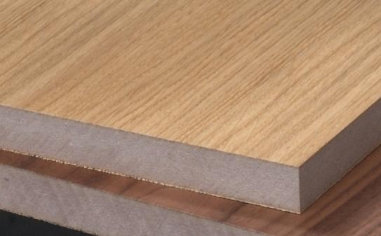 中密度纤维板, 25-18 mm