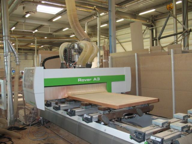 Planing    Profiling   Moulding, Levigatrice automatica