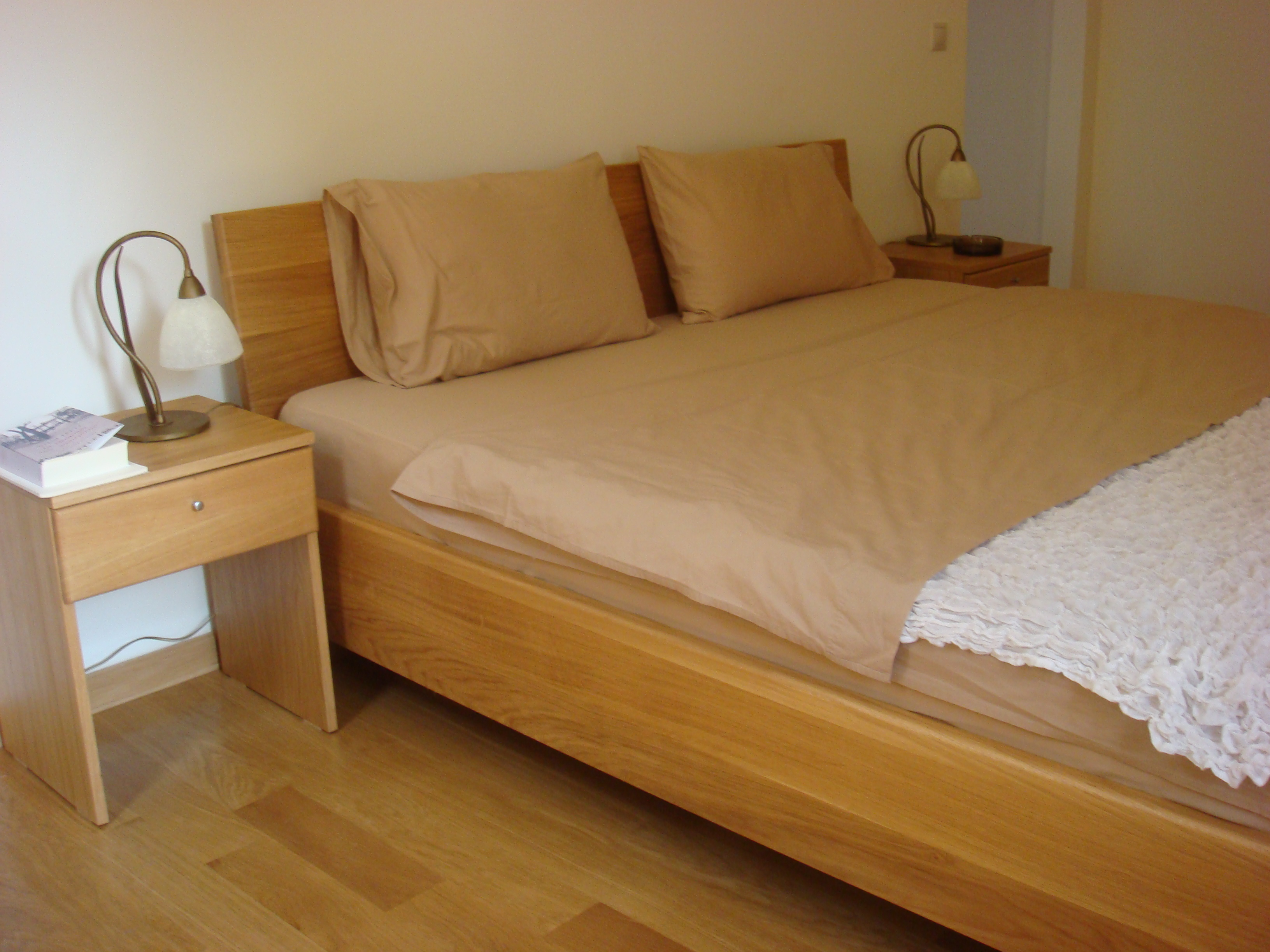 床, 手工艺品