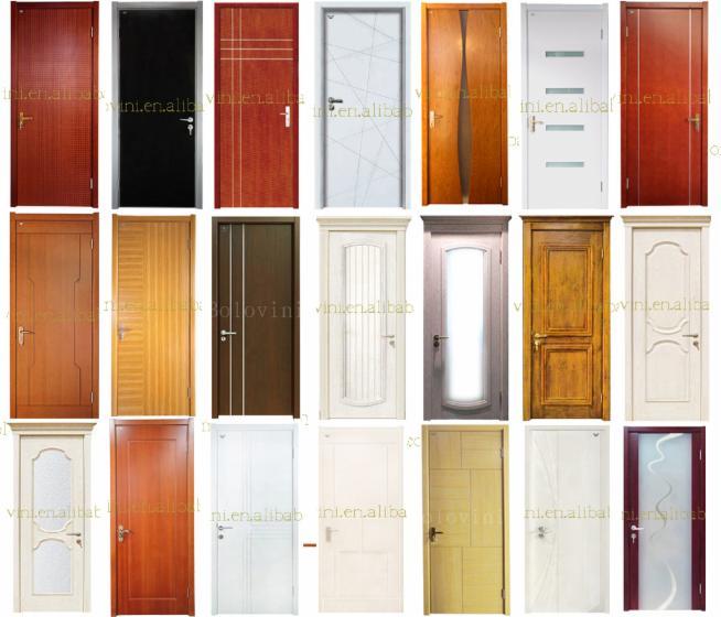 Puertas Blancas De Madera. Especial Puertas De Interior Lacadas ...