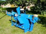 New Forest Harvesting Equipment - Chipper - Cleaver - Debarker, Wood Splitter