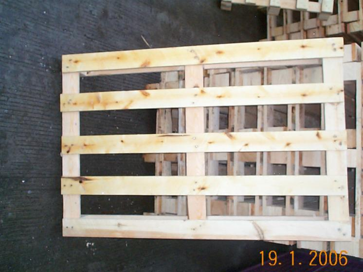 Wholesale New One Way Pallet Germany