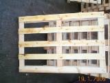 Germany Pallets And Packaging - New, One Way Pallet, Osteuropa