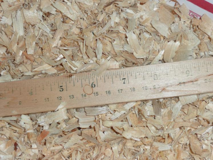 Bagged Pine Wood Shavings - Dry, Uniform, Dust Free