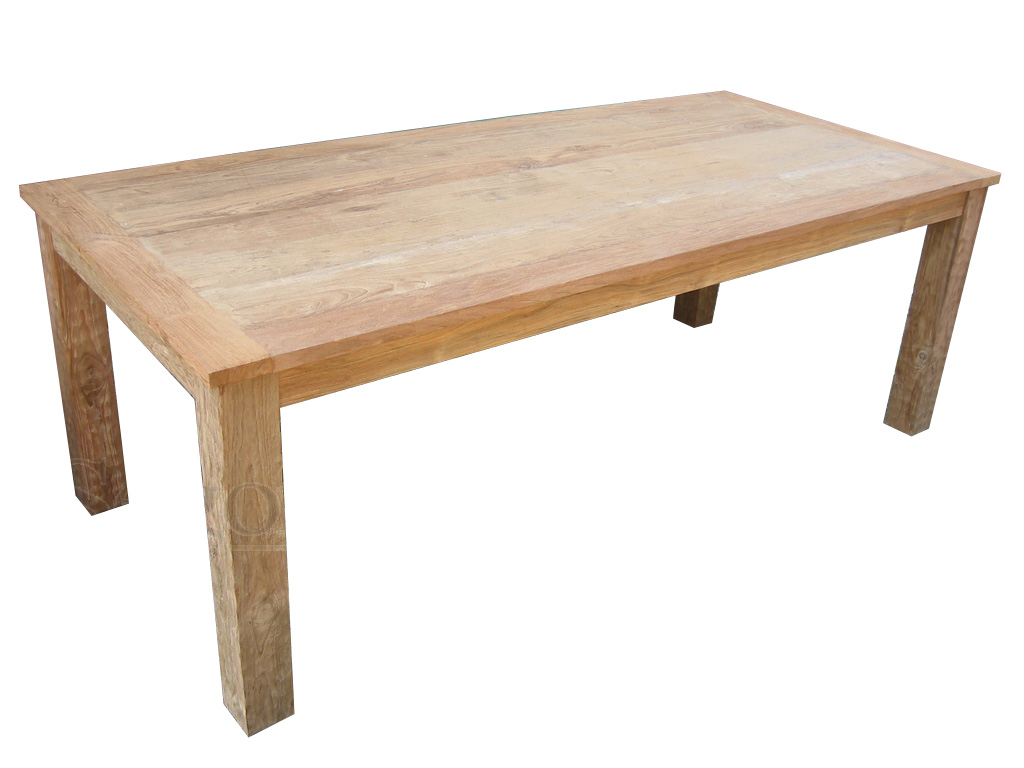 Mesas de comedor dise o 1000 0 2000 0 piezas mensual - Mesas diseno comedor ...