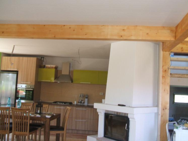 Casas permanentes casas con estructura de madera - Casas con estructura de madera ...