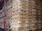 Wood Pallets - Any ISPM 15 One Way Pallet from Romania, ARGES