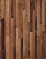 Solid Wood Panels - TEXWOOD Finger jointed wood panel - EUROPEAN WALNUT