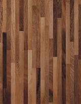 TEXWOOD panneaux de bois lamelles colles aboutes - NOYER EUROPÉEN