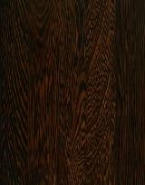 Solid Wood Panels - TEXWOOD Finger jointed wood panel - WENGE