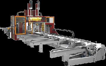 Used Essetre Techno PF-2 Teste 2005 CNC Machining Center For