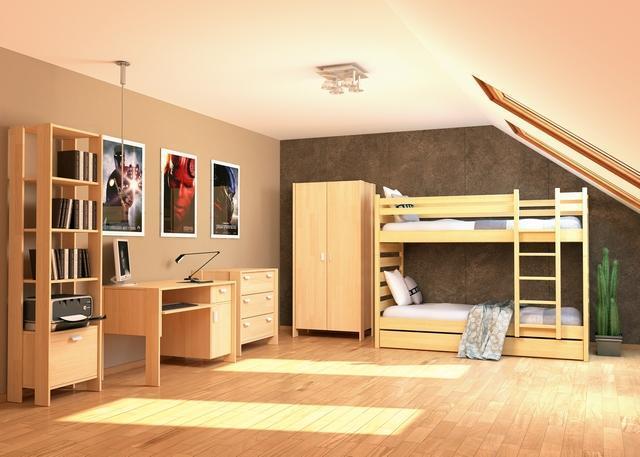 Ensemble pour chambre d 39 enfant contemporain 5 0 50 0 for Ensemble chambre enfant