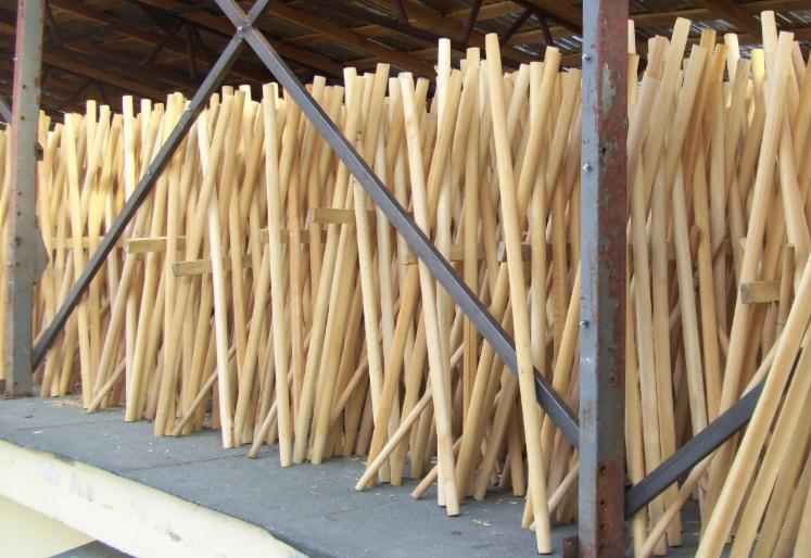 Selling-broom
