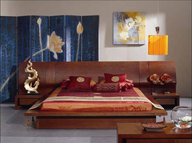 Vend ensemble pour chambre coucher design feuillus nord for Chambre 13 serie