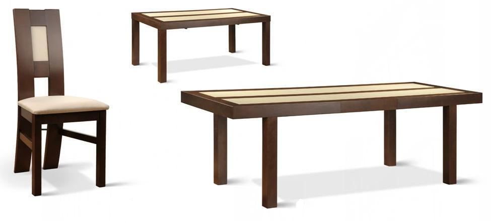 ensemble table ronde et chaise salle a manger. Black Bedroom Furniture Sets. Home Design Ideas