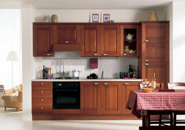 Kitchen cabinets, Design, 1   5 pieces