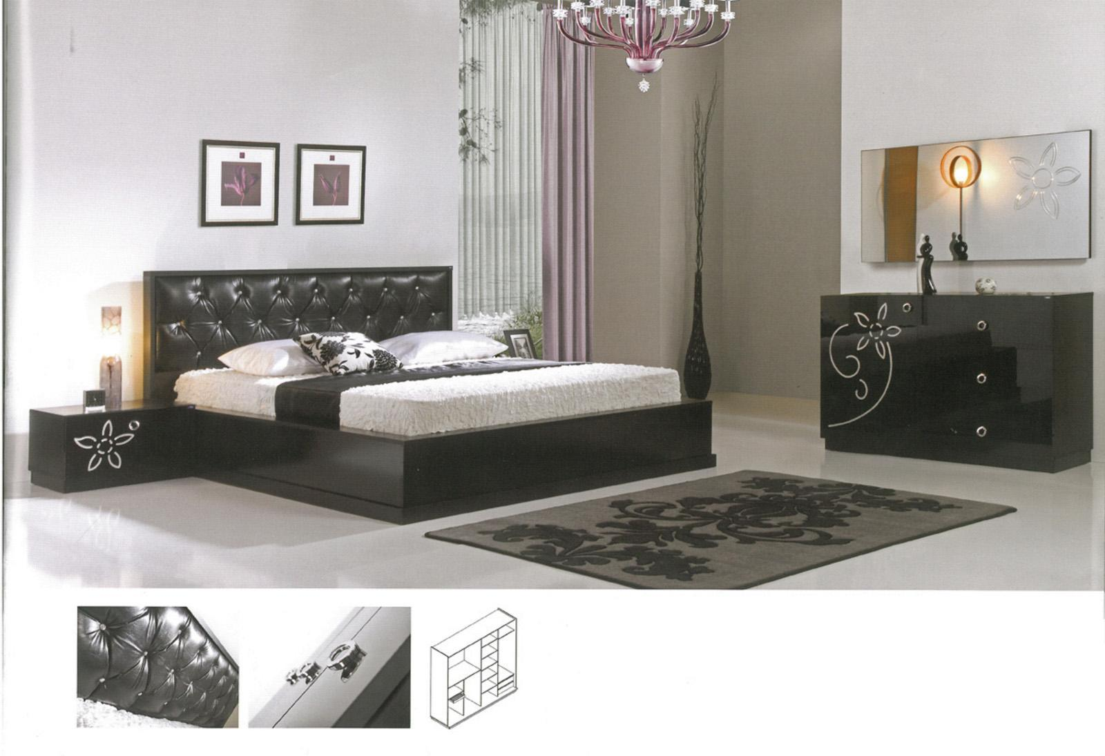 chambre a coucher moderne pas cher decoration murale bb pas cher d coration chambre deco bebe. Black Bedroom Furniture Sets. Home Design Ideas