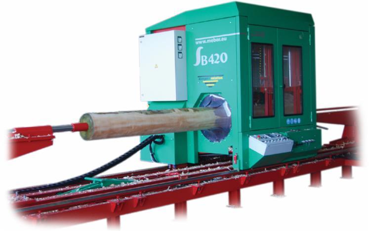 Mebor-SB-420-Multi-functional-log-lathe-for-production-of-log-houses