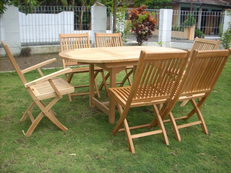 Vendo set da giardino design legno tropicale africano teak for Offerte set da giardino
