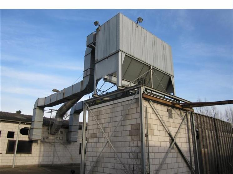 Used-nestro-1999-Dust-Extraction-Facility-in