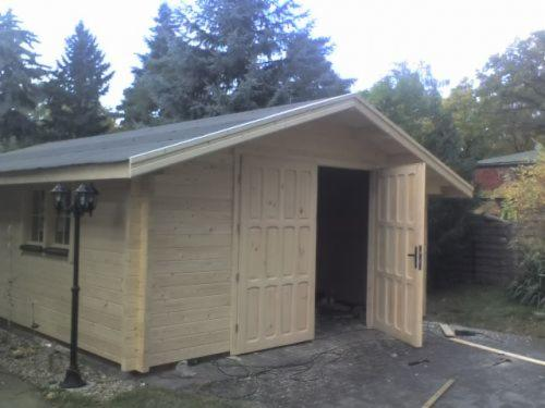 vend carport garage epic a bois blancs r sineux europ ens 35 0 m2 sqm allemagne. Black Bedroom Furniture Sets. Home Design Ideas