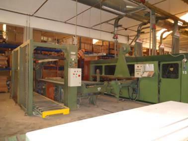 Linee di produzione complete linea di produzione mobili for Produzione di mobili