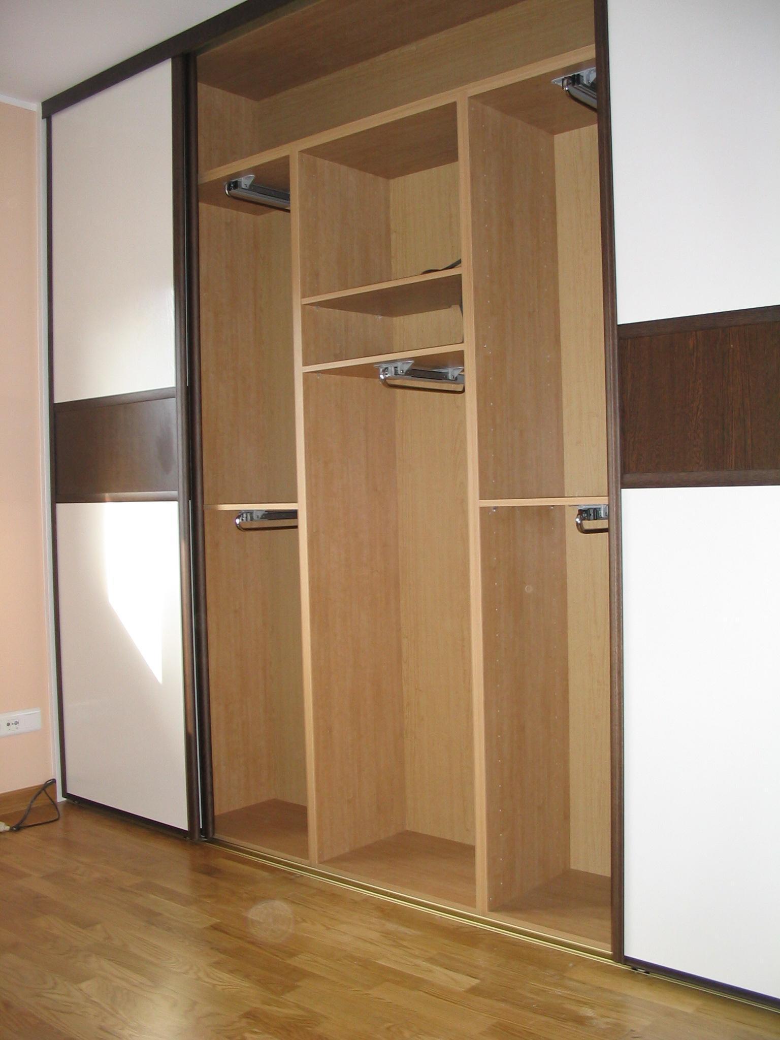 Armarios empotrados con puertas correderas o abatibles - Fotos armarios empotrados puertas correderas ...