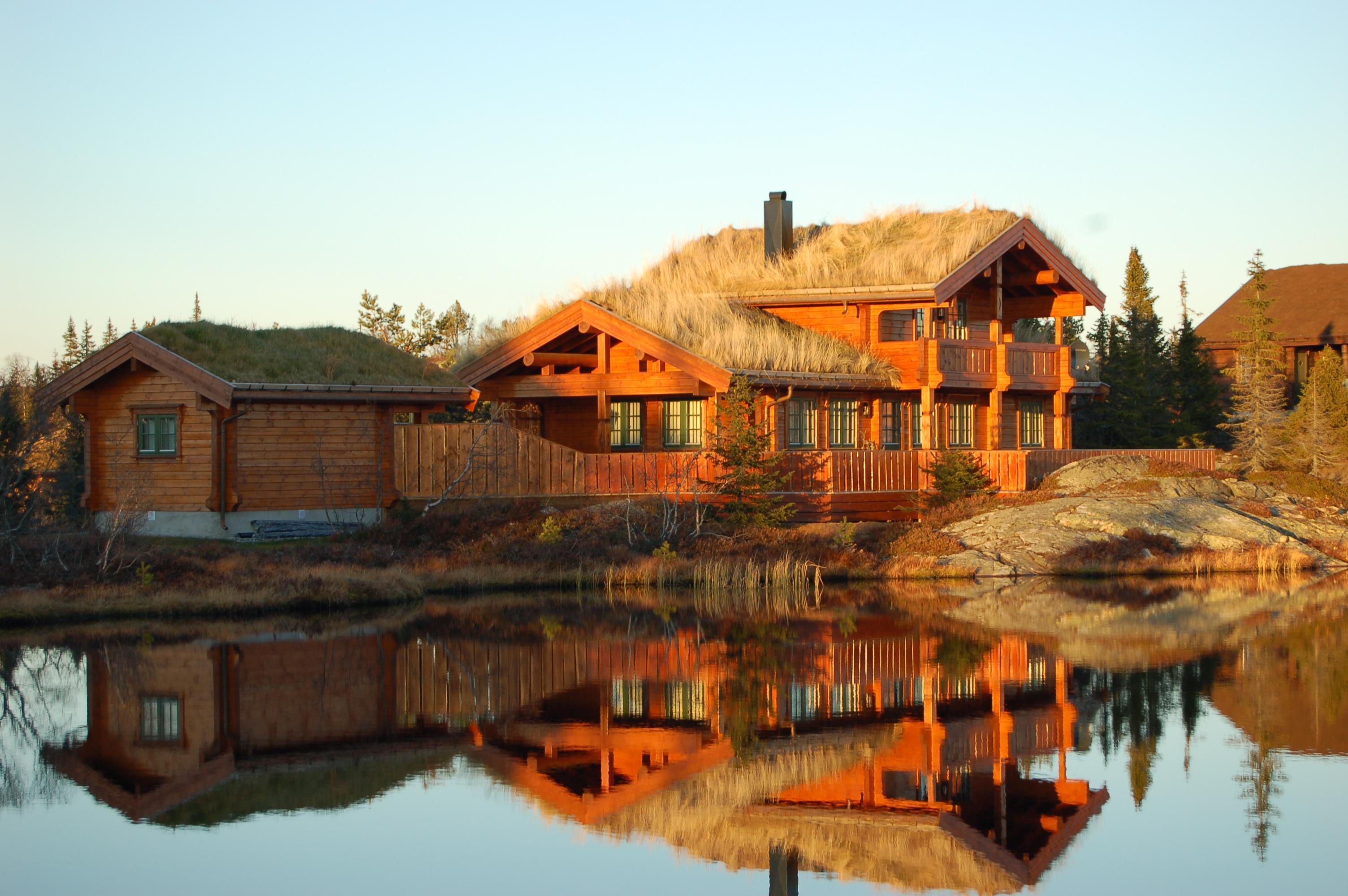 Vendita case in legno for Piccole planimetrie di casa di tronchi