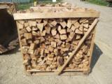 Firewood Cleaved - Not Cleaved, Firewood/Woodlogs Cleaved, Beech (Europe)