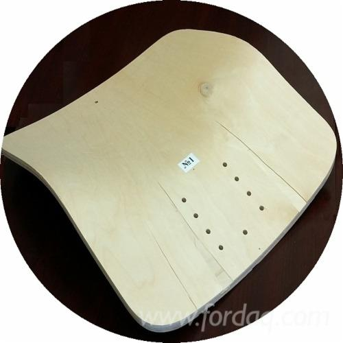 Bent Plywood Parts for OfficeCasino Chair Manufacturers.
