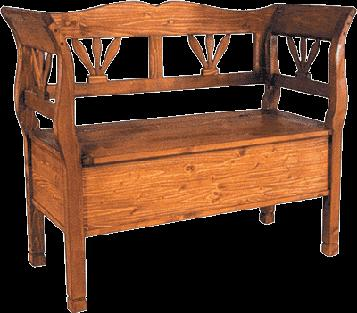 Traditional-Spruce-%28Picea-Abies%29-Garden-Benches-Harghita