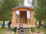 Garden Log Cabin - Shed Wooden Houses - Spruce Shed Trailer