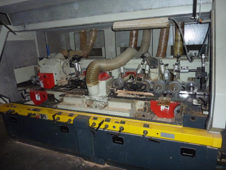 ... Moulding Machines For Three- And Four-side Machining For Sale Germany