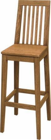 Wholesale Traditional Oak Bar Chairs Satu Mare Romania