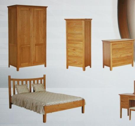 vend ensemble pour chambre coucher rustique campagne feuillus europ ens ch ne satu mare. Black Bedroom Furniture Sets. Home Design Ideas